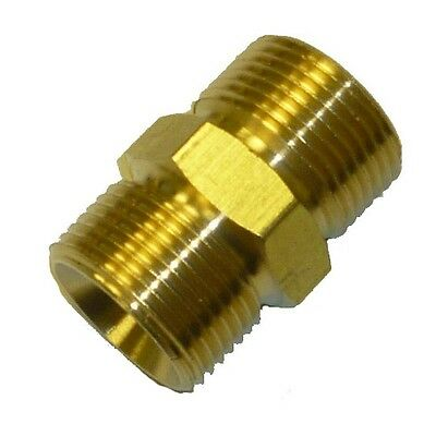 Pressure Washer M22-14MM M x M22-14MM M Twist Coupler Plug