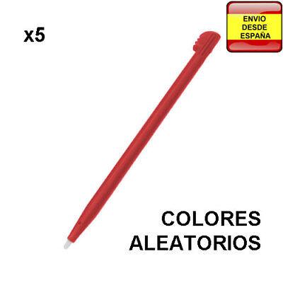 5 x lapiz puntero Stylus Pens para Nintendo DS, DS Lite, DSi,...