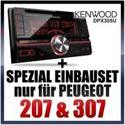 Peugeot 207 Radio