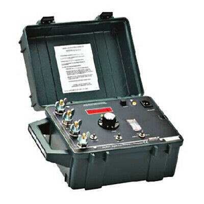 Megger Dlro 10a 247001 Single-pak 10a Digital Low Resistance Ohmmeter