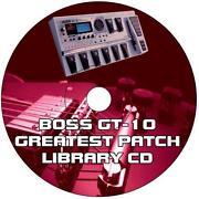 Boss GT10