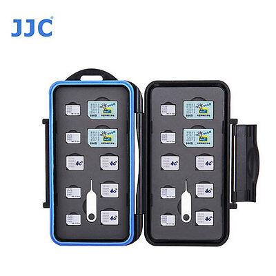 Кейсы для карт JJC MC-NSMSD24 Memory
