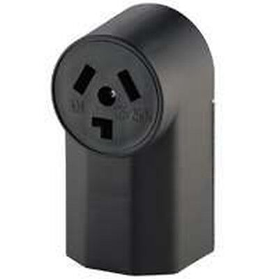 NEW COOPER 125 POWER RECEPTACLE 30 AMP 3 WIRE DRYER USA MADE 616-6227