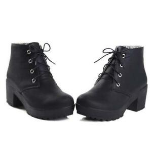 Platform Boots - New, Used, Ankle, Black, Women's | eBay