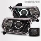 Mustang Halo Projector Headlights