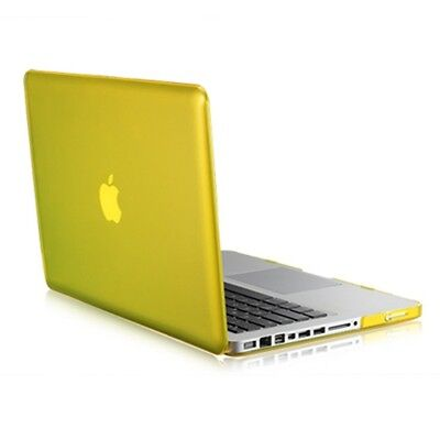 NEW YELLOW Crystal Hard Case Cover for Apple Macbook PRO 13""