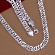 Sterling Silver Chain 10mm
