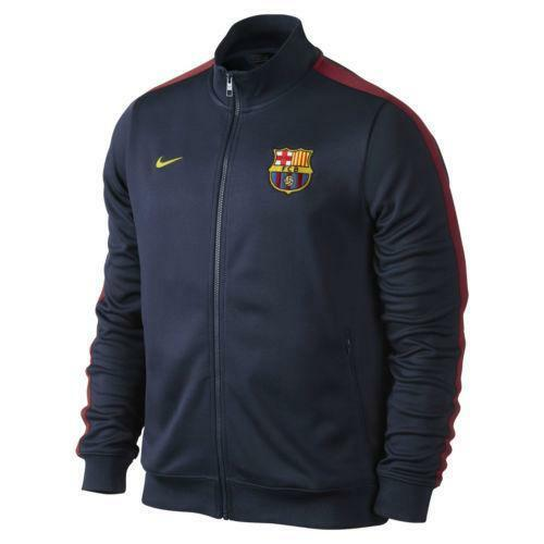 Barcelona Jacket  Soccer-International Clubs  3ed05e2b2