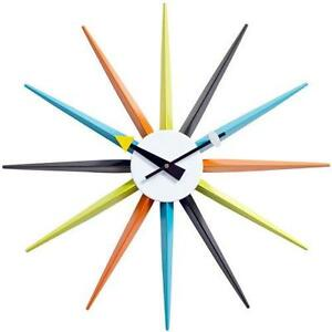 mid century wall clock Mid Century Clock | eBay mid century wall clock
