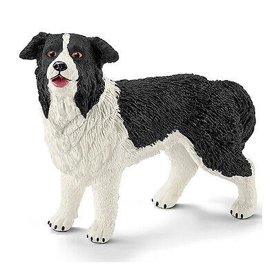 Schleich 16840 Border Collie Herding Dog Animal Toy New 2016 - NIP