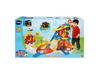 VTECH TOOT TOOT DRIVERS toy super tracks fire racing kids boys birthday present girls gift