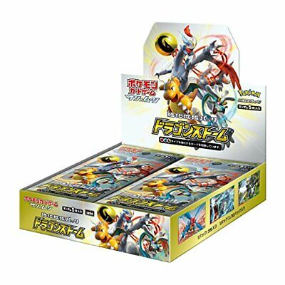 Dragon Storm SM6a Pokemon Card Game Sun&Moon ExpansionPack Booster BOX Japanese