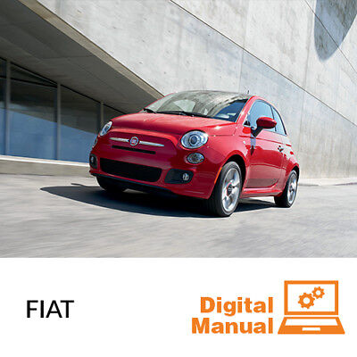 Fiat   Service And Repair Manual 30 Day Online Access