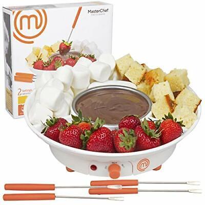 MasterChef Chocolate Fondue Maker- Deluxe Electric Dessert F