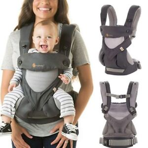 Brand new Ergobaby Four-Position 360 Cool Air Baby Carrier