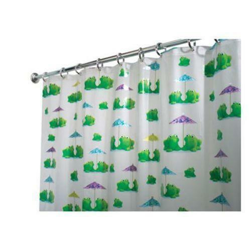 Frog Shower Curtain Ebay