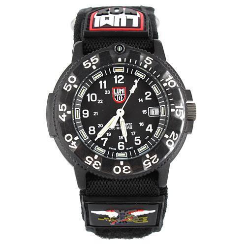 *NEW* Luminox Men's 3901 Original Navy SEAL Dive Watch FAST