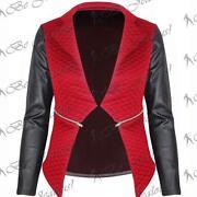 Ladies Leather Top