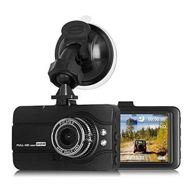 Coredy 1080P Full Hd 170 Degree Wide Angle Super Night Vision Dash Cam Dashcam