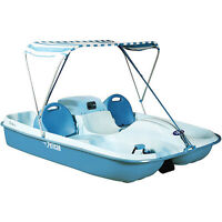 Pelican Rainbow Deluxe Electric Pedal Boat