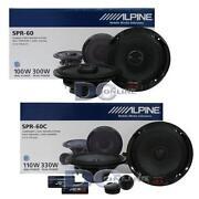 Alpine SPR-60C