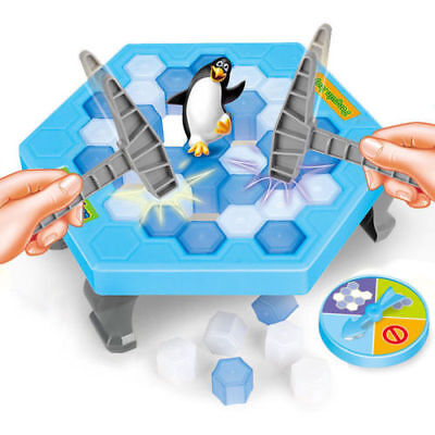Ice Breaking Save The Penguin Party Supplies Penguin Trap Board Game Family Kids
