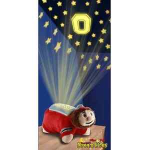 Ohio State Buckeyes Dream Lites Pillow Pet