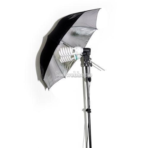 Creative Umbrella Softbox: Flash Reflector