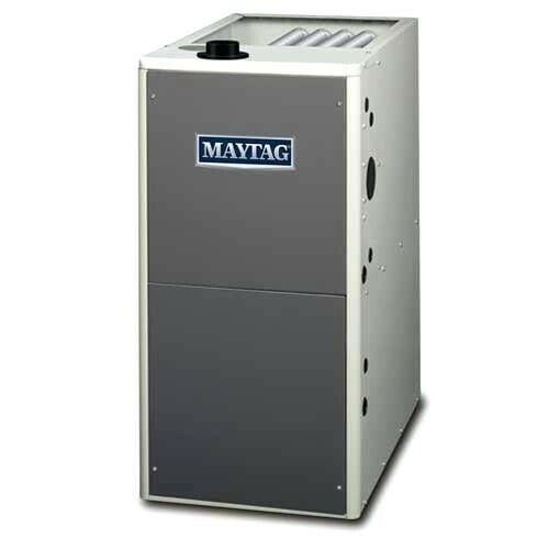 Maytag 100,000 BTU 96% 2-Stage Variable Upflow Natural Gas Furnace-PGC2TE100DVC1