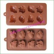 Car Chocolate Mould