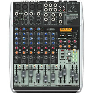 Was $275, Now $200: Behringer Xenyx QX1204USB 12-Input Mixer