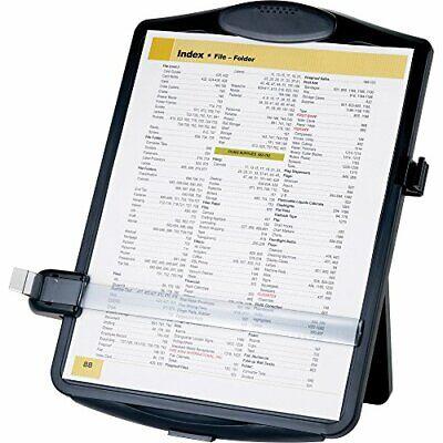 Document Holder Stand Adjustable Easel Copy Desk Paper Legal Letter Typing Offic