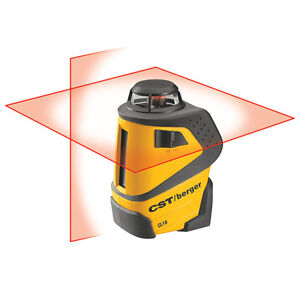 CST-berger-Self-Leveling-360-Degree-Line-and-Cross-Laser-CL10-NEW