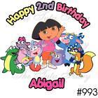 Dora Birthday Shirt