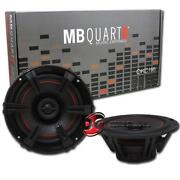 MB Quart Speakers