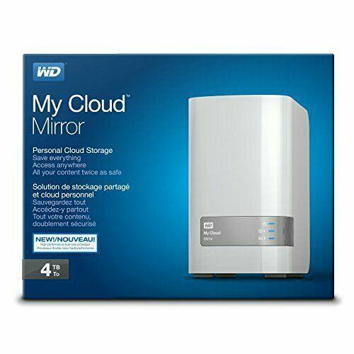 Western Digital - WD - My Cloud Mirror - Gen 2 (4TB) - NEW!