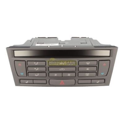 SAAB 93 9-3 03-06MY ACC CLIMATE HEATER CONTROL PANEL WITH HEATED SEATS 12803222