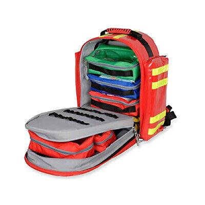 Gima Logic 2 Rucksack Wipe Clean Pvc Paramedic First Responder Bag 40x25x47cm