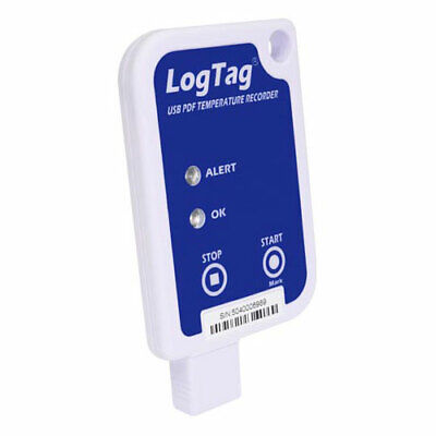 Logtag Utrix-16 Direct Usb Temperature Data Recorder With Pdf Reports