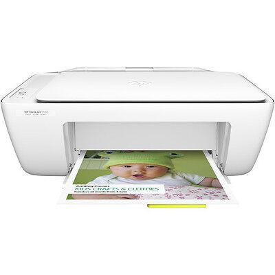 HP DeskJet 2130 Compact Photo, Print, Copy & Scan All-In-One Inkjet Printer