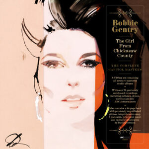 Bobbie Gentry : The Girl from Chickasaw County: The Complete Capitol Masters CD