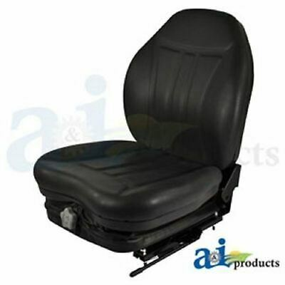 His361w Ford New Holland High Back Industrial Seat W Suspension For Many Models