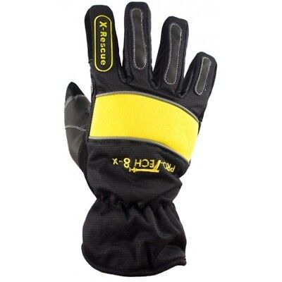 Protech 8-x Rescue Extrication Firefighting Gloves 2011-2012
