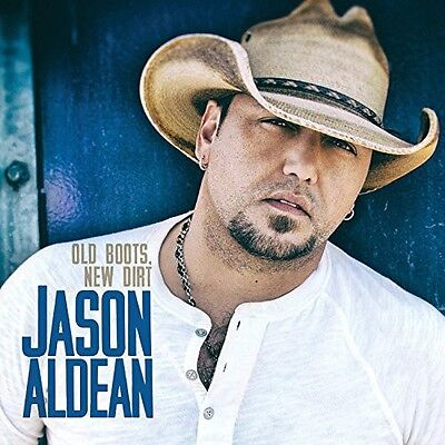 Jason Aldean   Old Boots New Dirt  New Cd  Uk   Import