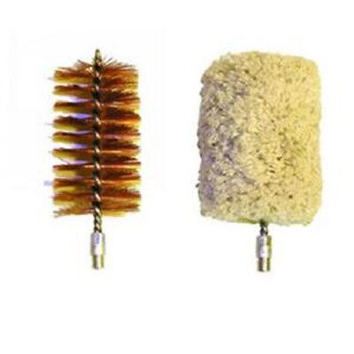 37mm/40mm Heavy Duty Phosphor Bronze Bore Brush or 100% Cotton Bore Mop Heavy Brush Cotton