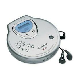 New Mikomi Personal CD Player
