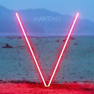 V (New Version) von Maroon 5 (2015), Neu OVP, CD