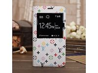 Louis Vuitton Monogram Galaxy S5 S Window View Case Cover With Galaxy Back Cover