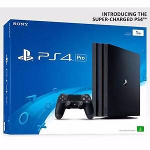 Playstation 4 Pro (PS4) Brand New with Receipt Liverpool Liverpool Area Preview