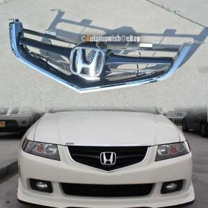 TSX Grill EBay - 2018 acura tsx grill replacement